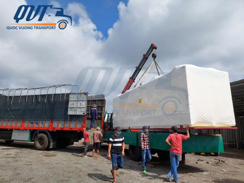 Công ty dịch vụ vận tải quốc vương