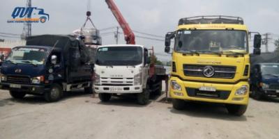 dịch vụ thuê xe tải chở hàng bắc nam